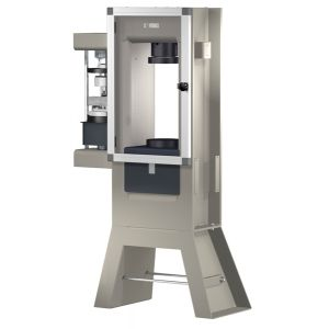 Compression-flexure cement testing frames, multipurpose models