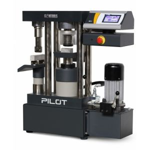 PILOT Automatic compression-flexural cement testers