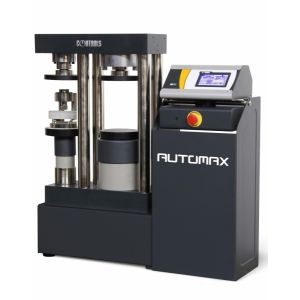 AUTOMAX, Super-Automatic compression-flexural cement testers