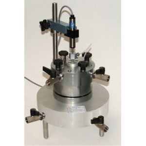 Hydraulic consolidation cell for unsatureted samples