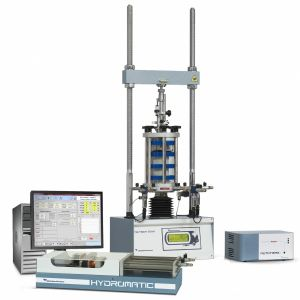 Automatic triaxial tests system - AUTOTRIAX 2